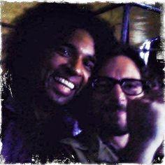 William Duvall (present-day Alice in Chains singer) & Eddie Vedder - whaaaaat