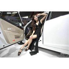 NEONICE Black Long Gown Sexy Metallic Bandage Dress HL297B