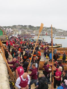 World Pilot Gig Championships, Isles of Scilly 2014