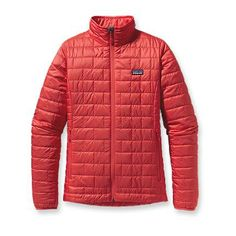 Warm, windproof, water-resistant—the Patagonia Men's Nano Puff® Jacket uses warm, lightweight and highly compressible PrimaLoft® Gold Insulation Eco. Patagonia Nano Puff, Patagonia Jacket, Mens Winter Coat, Winter Coats, Winter Clothes, Winter Outfits, Outdoor Outfit, Outdoor Gear, Puffer Jackets