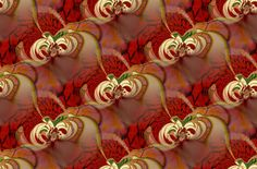 MODOVESTIR: TECIDOS - ESTAMPAS DE NADIA GAL STABILE - #pattern #surfacedesign #textiledesign