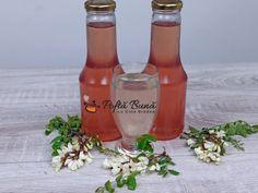 Sirop de salcam cu lamaie – reteta de sirop din flori Gin, The Creator, Drinks, Bottle, Liliac, Handmade, Orice, Cooking, Youtube