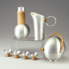 spun aluminum, Russel Wright