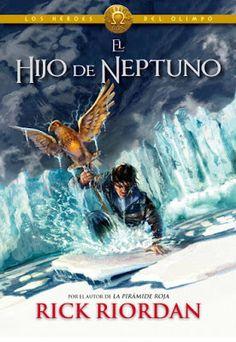 Los come libros: Los Héroes del Olimpo #2: El Hijo de Neptuno, Rick Riordan
