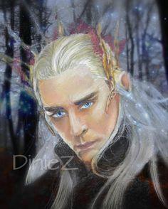 Fantasy & Illustrations: Thranduil.
