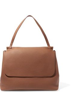 8f51f760ae The Row - Top Handle 14 textured-leather shoulder bag