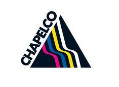 Chapelco ski resort logo by Ronald Shakespear