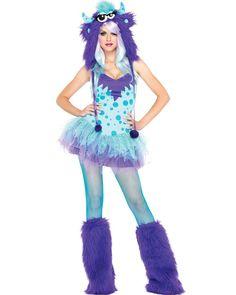 Polka Dotty  Monster Womens Costume #Halloween2013