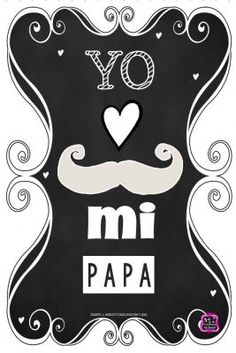 Ideas e para el día dtel padre Fathers Day Cards, Happy Fathers Day, Happy Day, Ideas Para Fiestas, Bullet Journal Ideas Pages, Free Printables, Diy And Crafts, Stencils, Daddy