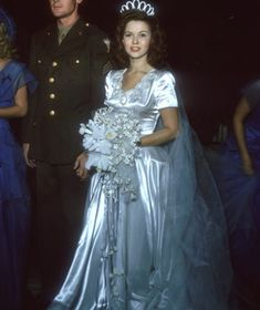 Shirley Temple: married at age 17 on September 19, 1945....I had no idea