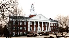 Derryberry Hall Tennessee Tech University..another pic for class