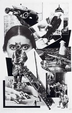 Alexander Rodchenko- Photomontage for Majakovski's « Pro Eto », 1923