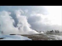 Breaking! Yellowstone's Geysers Erupting! Just Released Videos! - YouTube