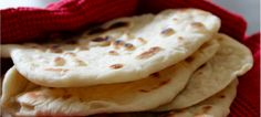 The easiest and most delicious naan bread!