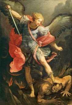 arch angel michael fought the dragon'   The Ego is a Demon, a Dragon, You are the Angel which needs to Slay ...