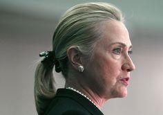 Hillary Rodham Clinton, bamf.