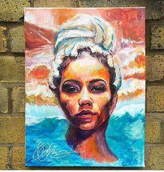 Jhene Aiko :: Art