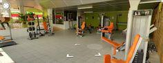 Espace Fit de Guéret  Le premier à avoir disposé d'une Visite Virtuelle Google en Limousin