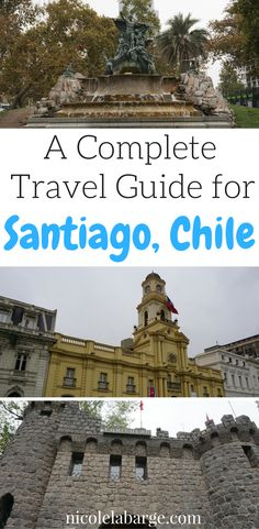 Santiago is often a transit city with travellers on their way to Patagonia however when I flew into #Santiago #Chile I knew I wanted to see as much as I could of the city. There is a lot to see and do and also great places to eat and stay.