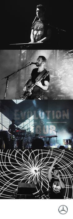 bastille evolution tour