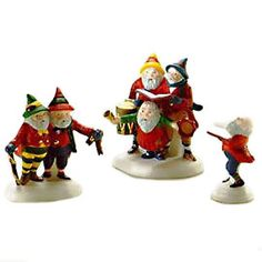 Department 56 Sing A Song For Santa 56.56316