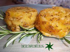Tortini di patate al rosmarino | In cucina con il blog