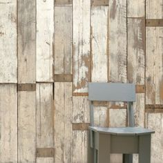 Scrapwood Wallpaper PHE-02 by Piet Hein Eek