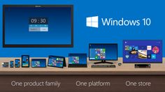 Microsoft Announces Windows 10, Their Latest Operating System, At an Event in San Franciso