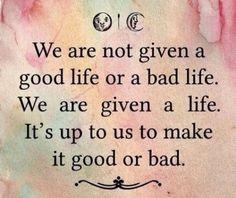 good nor bad