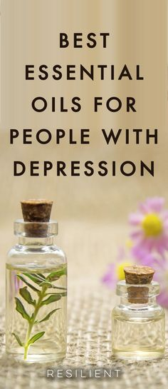 Have you ever tried using essential oils in your life? They can be a very soothing and uplifting natural addition to your life to enhance your mood and promote relaxation. Here are the 8 best essential oils for depression and anxiety. Essential Oils For Depression, Essential Oils For Anxiety, Best Essential Oils, Young Living Essential Oils, Essential Oil Blends, Natural Remedies For Depression, Healing Oils, Natural Healing, Best Oils