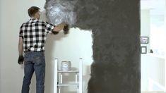 Så här målar du med LADY Minerals kalkfärg - YouTube