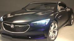 2017 Buick Avista Revealed Buick Avista, Buick Cascada, Buick Gmc, Rear Wheel Drive, Twin Turbo, Automatic Transmission, Concept Cars, Cutaway