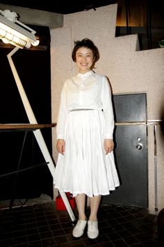 【STREET SNAP】竹中 佑衣   Dot+LIM Hairdresser   ストリートスナップ   渋谷(東京) 