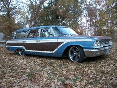 WAGON.....1963 ford Country Squire