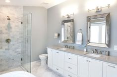 Chanhassen Master Bathroom Remodel