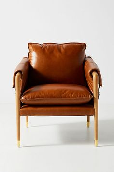 Ikea Lounge Chair - Chair Rail Ideas With Paneling - Reupholster Chair Round - - - Brown Leather Chairs, Leather Lounge, Saddle Leather, Leather Sofas, Leather Accent Chairs, Leather Swivel Chair, Leather Furniture, Plywood Furniture, Long Chair