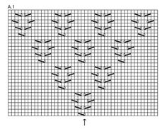"""Sunny Day / DROPS 170-8 - Gestrickter DROPS Pullover in """"Paris"""" mit V-Ausschnitt, Lochmuster und Seitenschlitzen. Größe S - XXXL. - Free pattern by DROPS Design"""