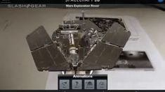 Spacecraft - NASA AR App gives ability to experience Robotic Space Spacecraft, Nasa, 3 D, Android, Apps, Spaceship, App