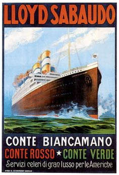 Sisters' Warehouse: Vintage Travel Poster - Poster Vintage - Viaggi