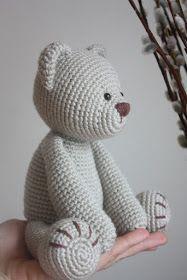 Happyamigurumi: New Teddy Bear PDF Pattern