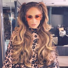 90s Hairstyles, Celebrity Hairstyles, Baby Spice, Bouncy Curls, Long Locks, Hair Inspo, Jennifer Lopez, Kylie Jenner, Her Hair