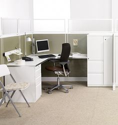 Knoll open office system option