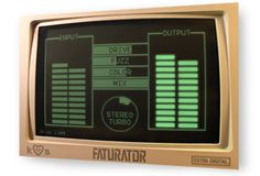 kiloHearts - Faturator, a grit oomph, fatness, raw, color, or just that certain something you need, plugin. MAC and PC