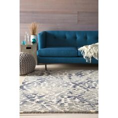 The other images of this rug are off. This one shows the blue and teal better! BDA-3001 - Surya | Rugs, Pillows, Wall Decor, Lighting, Accent Furniture, Throws, Bedding
