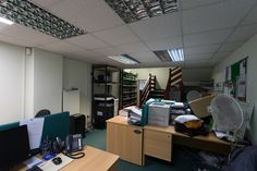 Aynsley Insurance Brokers | LED Lighting Project - Vernon Travis - Picasa Web Albums