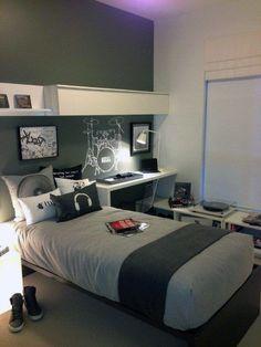 Top 70 Best Teen Boy Bedroom Ideas - Cool Designs For Teenagers - Top 70 Best Teen Boy Bedroom Ideas – Cool Designs For Teenagers Bedroom Designs For Teenagers Boys