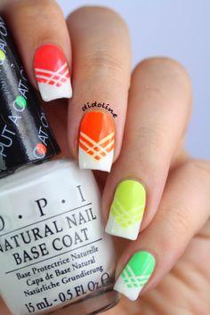 Pretty Painted Fingers  Toes Nail Polish| Serafini Amelia| Didoline's Nails #nail #nails #nailart