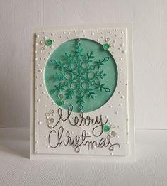 Gorgeous card by Kim Hamilton using Simon Says stamp Exclusives.