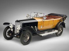 1924 Mercedes 28-95 HP Sport Phaeton 1924