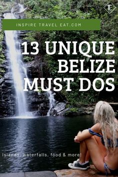 Belize has some things you can't do anywhere else in the world. Not only does it have beautiful beaches but it also has some of the … 13 Unique Must Do Things On Belize's Mainland Read Belize Hotels, Belize City, Belize Cruise Port, Belize Honeymoon, Belize Vacations, Belize Travel, Vacation Resorts, Italy Vacation, Barbados